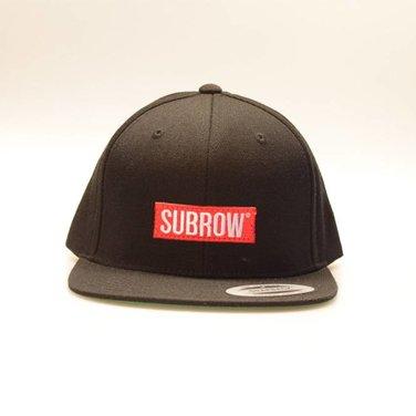 subrow snapback - black