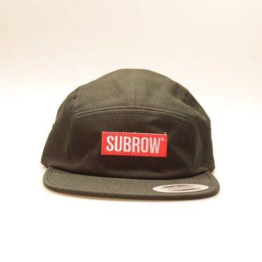 subrow 5panel - black