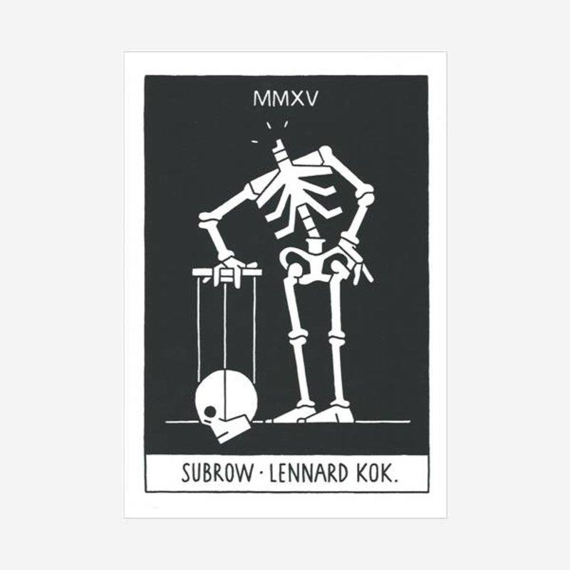 Lennard Kok Lennard Kok - MMXV print