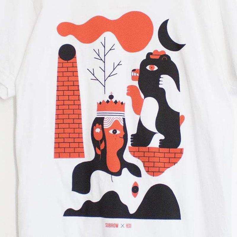 Hedof hedof polished times - t-shirt