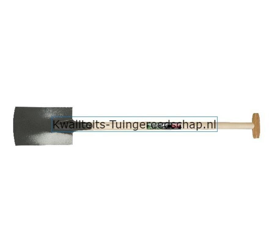 Gesmede Spade Polet  280/180 Epoxy-Coating T-steel