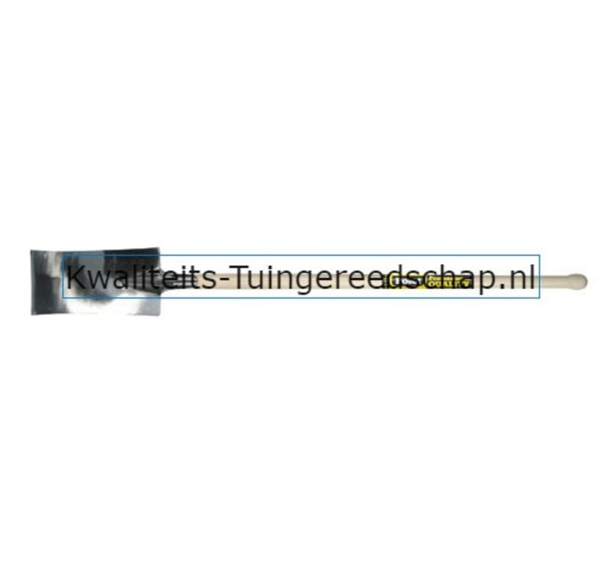 Tuinspade Polet 320/160 Bolsteel-2 Voetsteunen