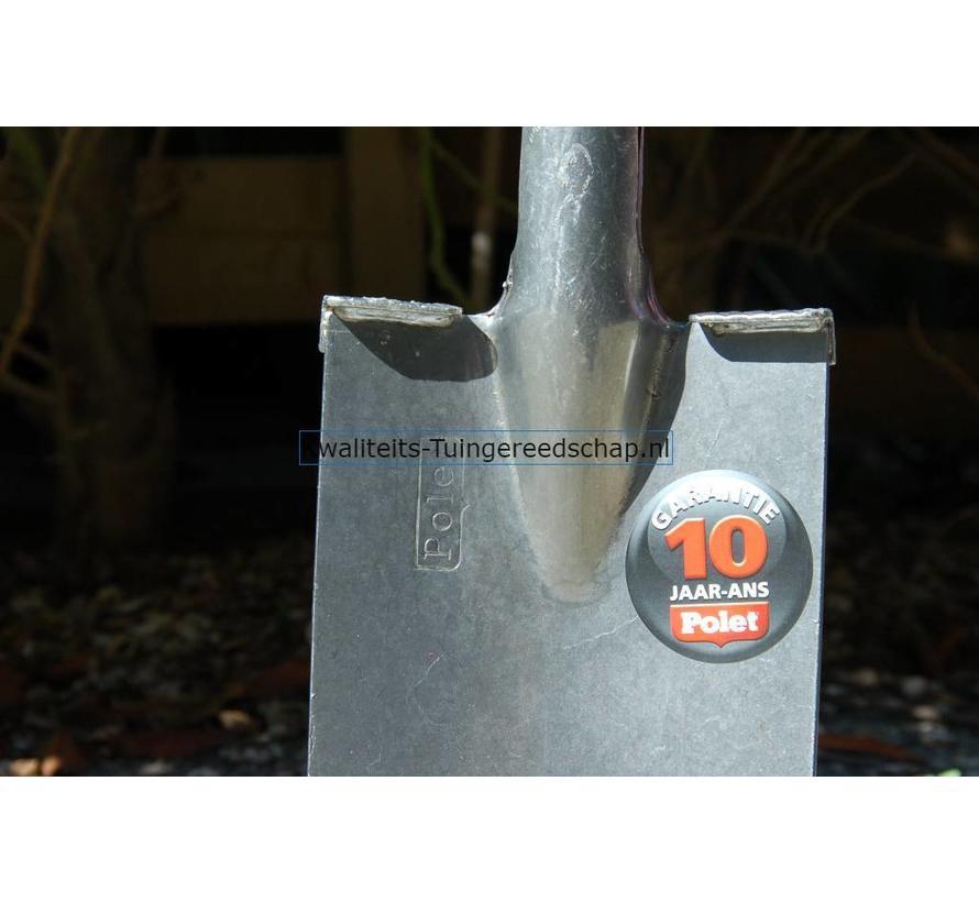 Gesmede Spade Polet  285/180 T-Steel 2 V - Fiber 5001