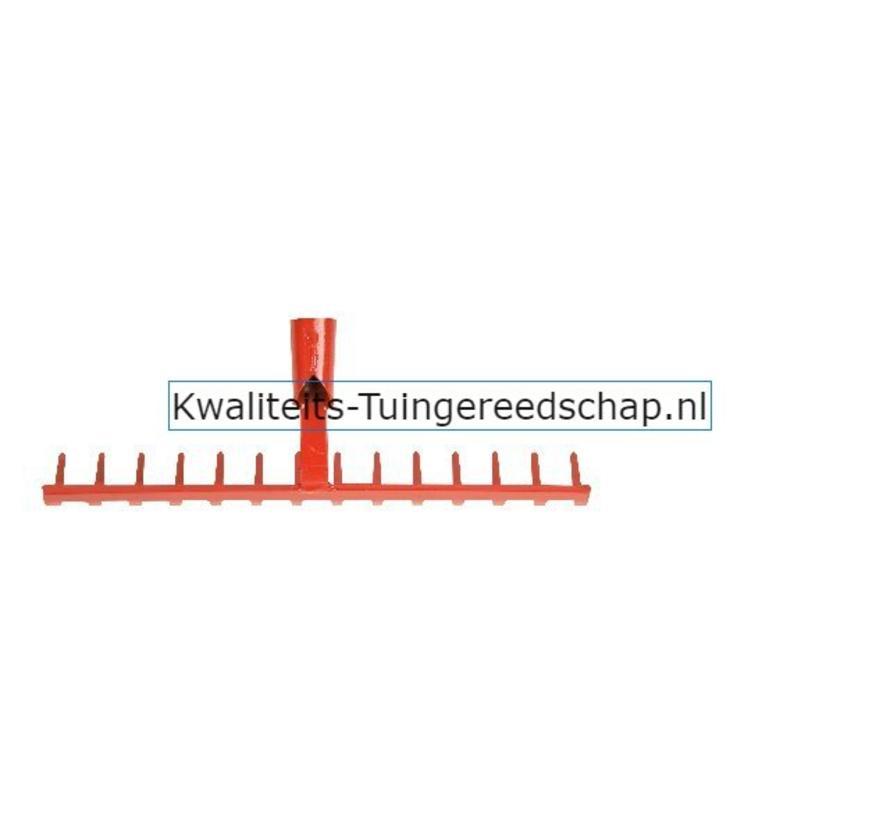 Beton-Asfalthark 400 mm 14 Tanden