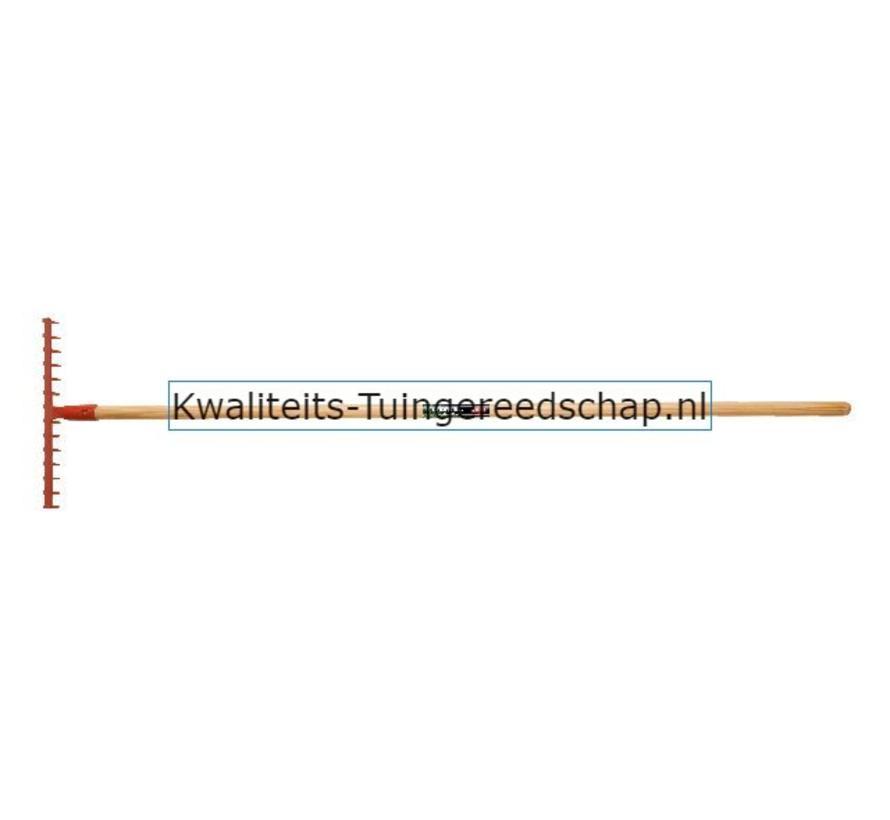 Tuinhark Polet 14 Tands 410 mm met  Steel