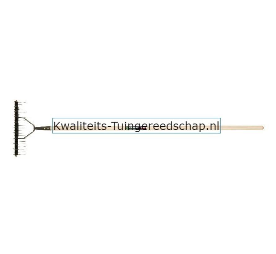 Verticuteerhark Polet 21 Tands 400 mm met Steel