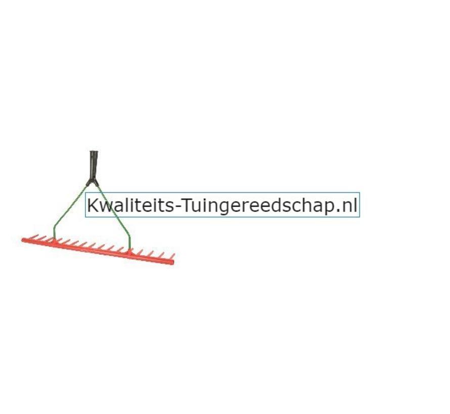 Gazonhark Polet 16 Tanden 60 cm Kunststof
