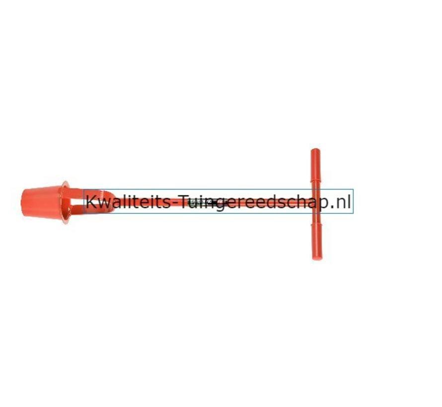 AARDAPPEL- BOLLENPLANTER - POLET  diameter 80mm