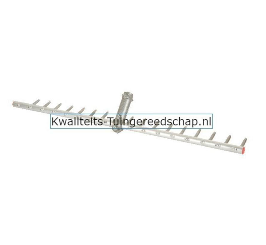 Landhark Polet Aluminium 17 Tanden 760 mm Profi