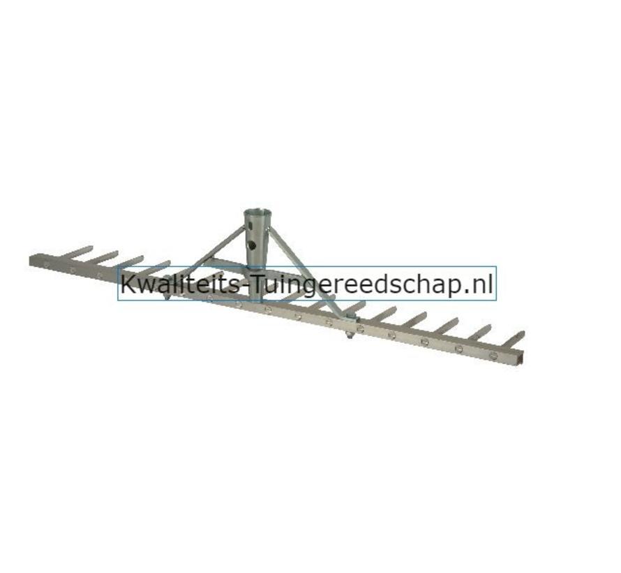Landhark Polet Aluminium 16 Tanden 620 mm