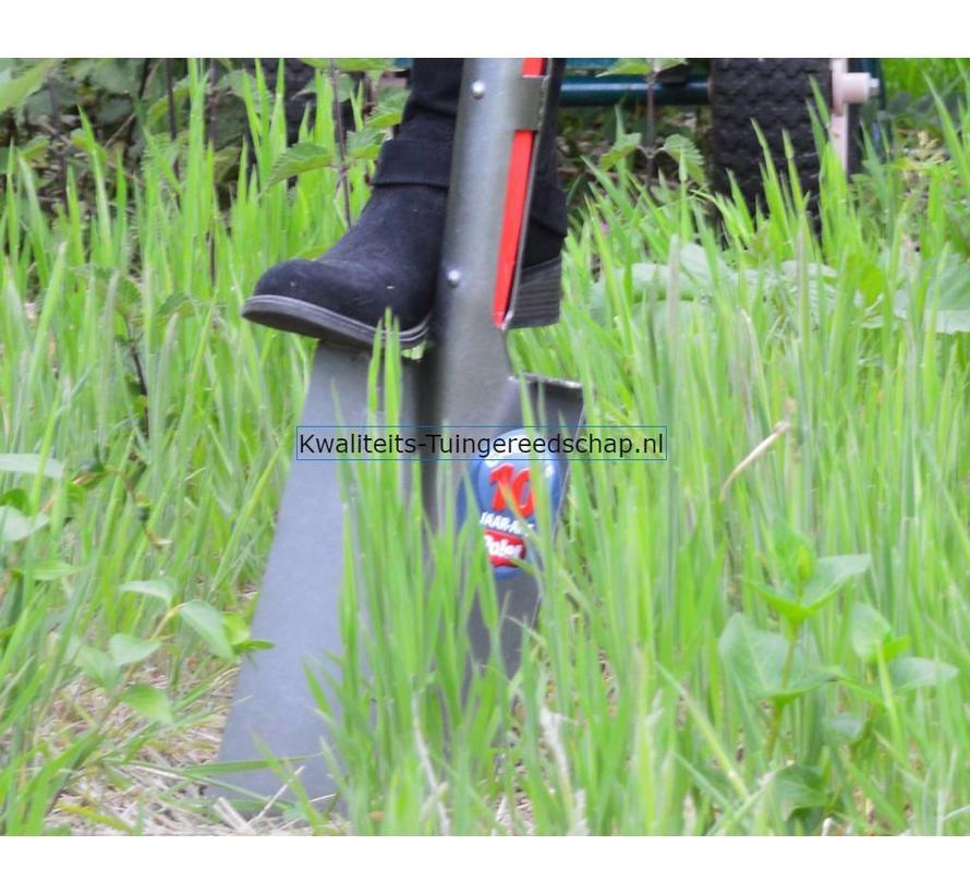 Plantspade Gesmeed  280/180 Pro -D-Handvat