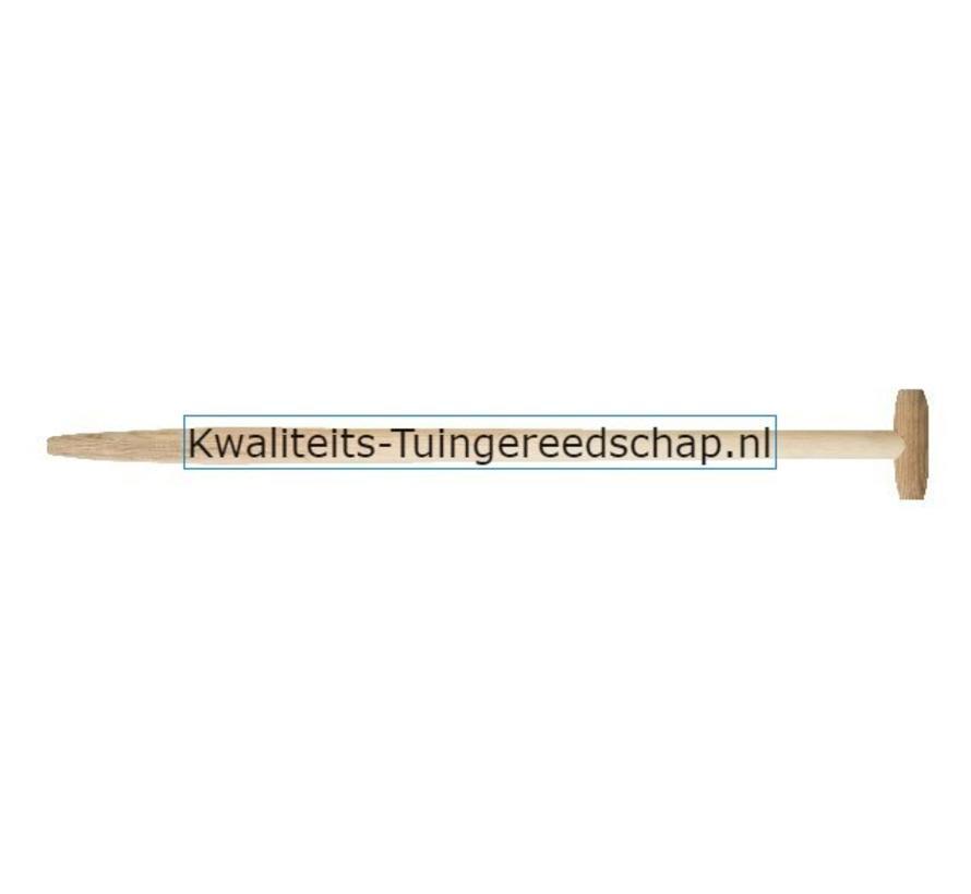 Spadesteel Essen Gebogen en Gepunt T- Steel 950/41