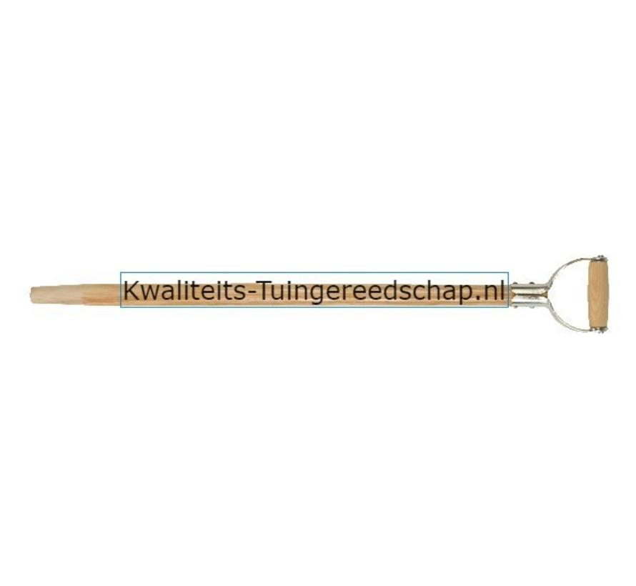 Rieksteel Essen Gebogen 950/41 D-Handvat-IJzer