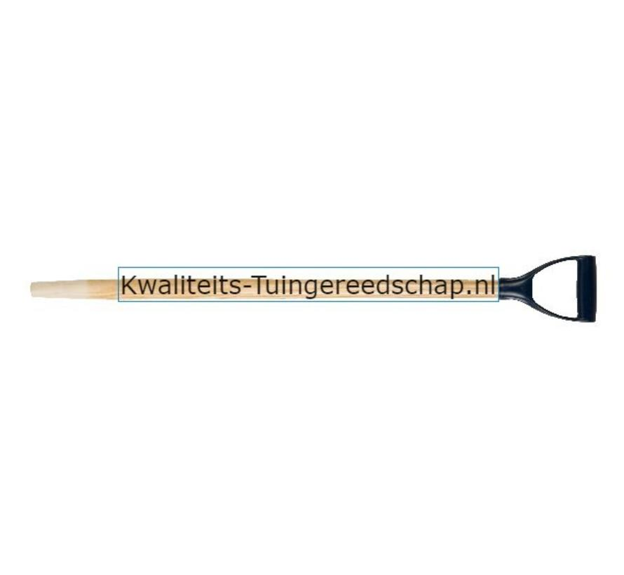 Rieksteel Recht Essen 950/41 Kunststof-D-Handvat