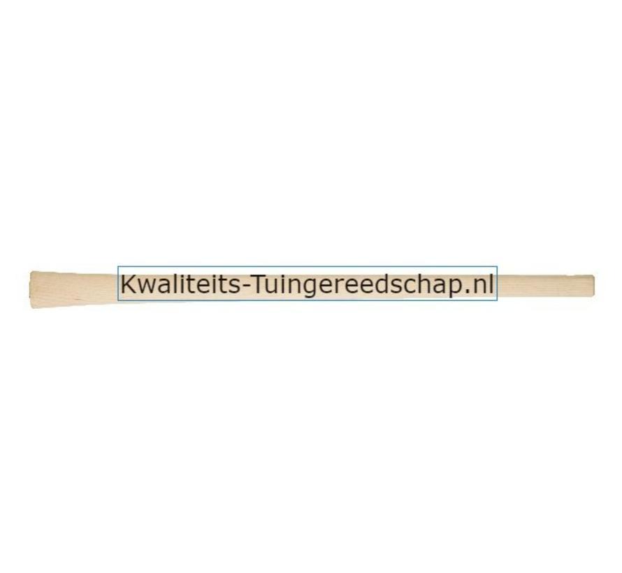 Pikhouweelsteel 950/64/39 Ovaal Essenhout