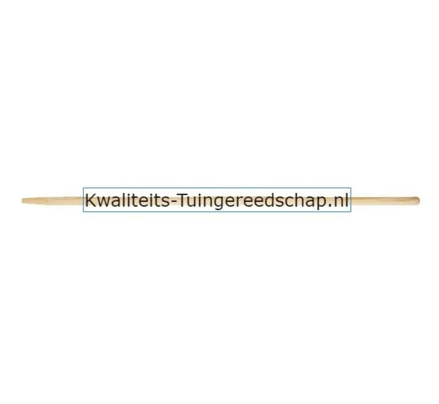 Raaksteel/harksteel/schoffelsteel 1300/28 Gepunt