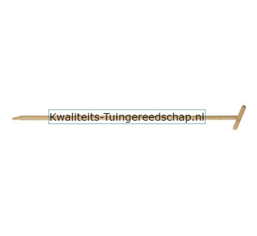 Schoffelsteel 1600/33 met Doorgewerkte Hilt