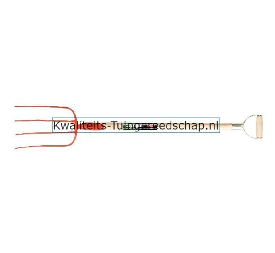 Mestriek Lipdul 4 Tanden 320 x 220 mm D- Steel