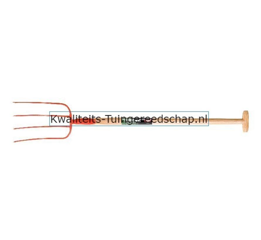 Mestriek Lipdul 4 Tanden 320 x 220 mm T- Steel