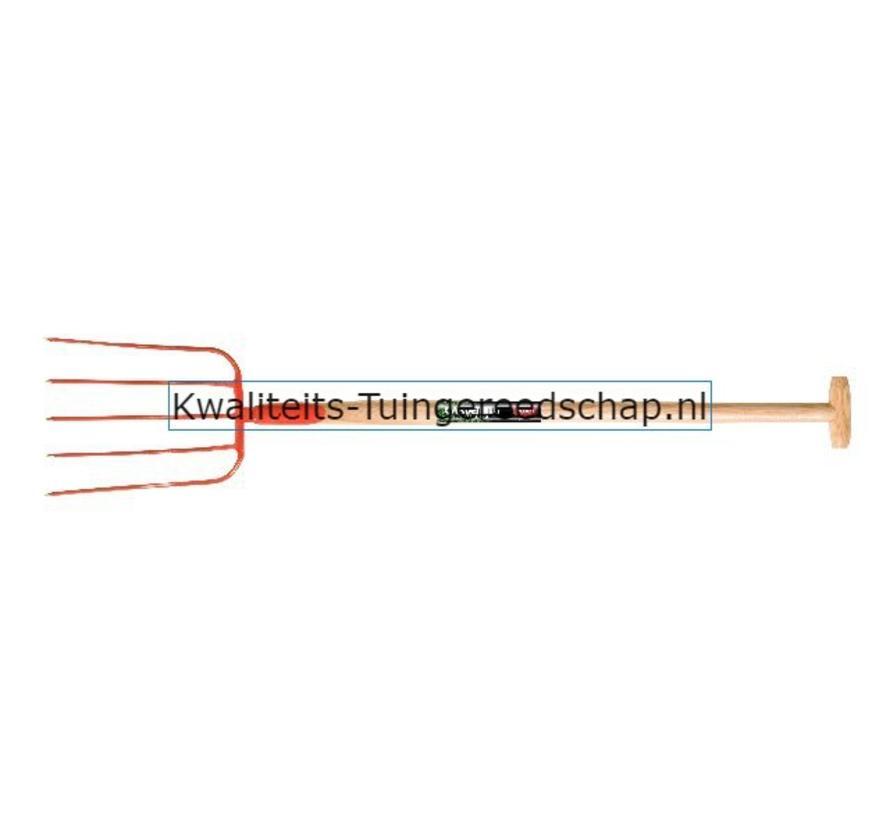 Mestriek Lipdul 5 Tanden 320 x 250 mm T- Steel