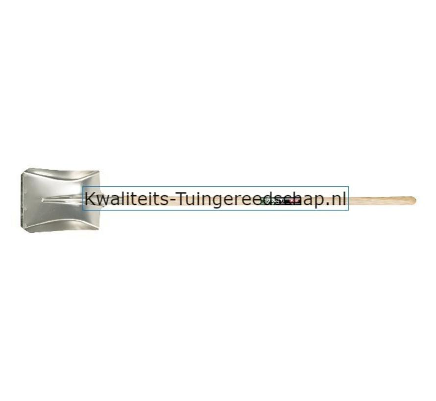 BALLASTSCHOP ALUMINIUM 340x280 STRIP  MET STEEL
