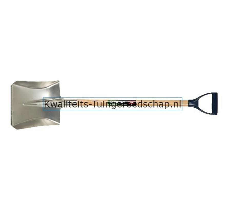 BALLASTSCHOP ALUMINIUM 340x280 STRIP D-STEEL