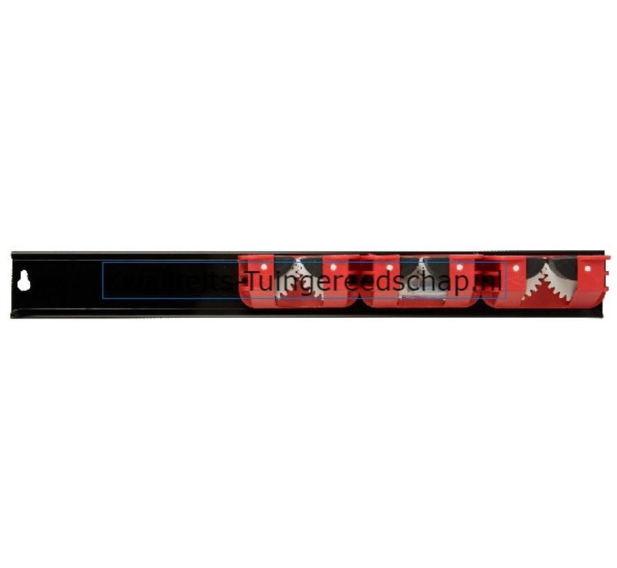 Ophangsysteem All-Fix-500 mm 3 Houders op rail