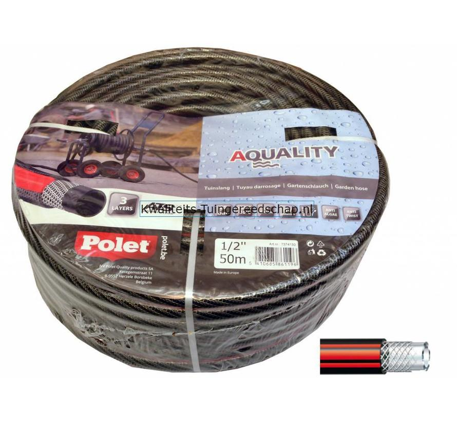 "Tuinslang 1/2"" (13 mm) 50 m Pro Aquality"
