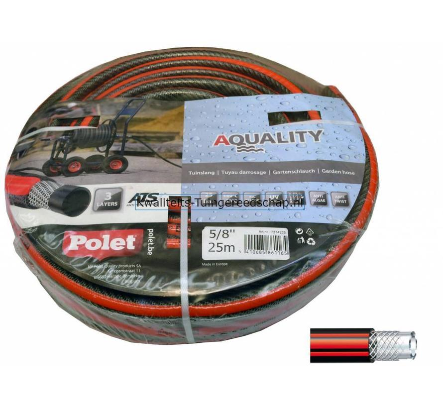 "Tuinslang 5/8"" (15 mm) 25 m Pro Aquality"