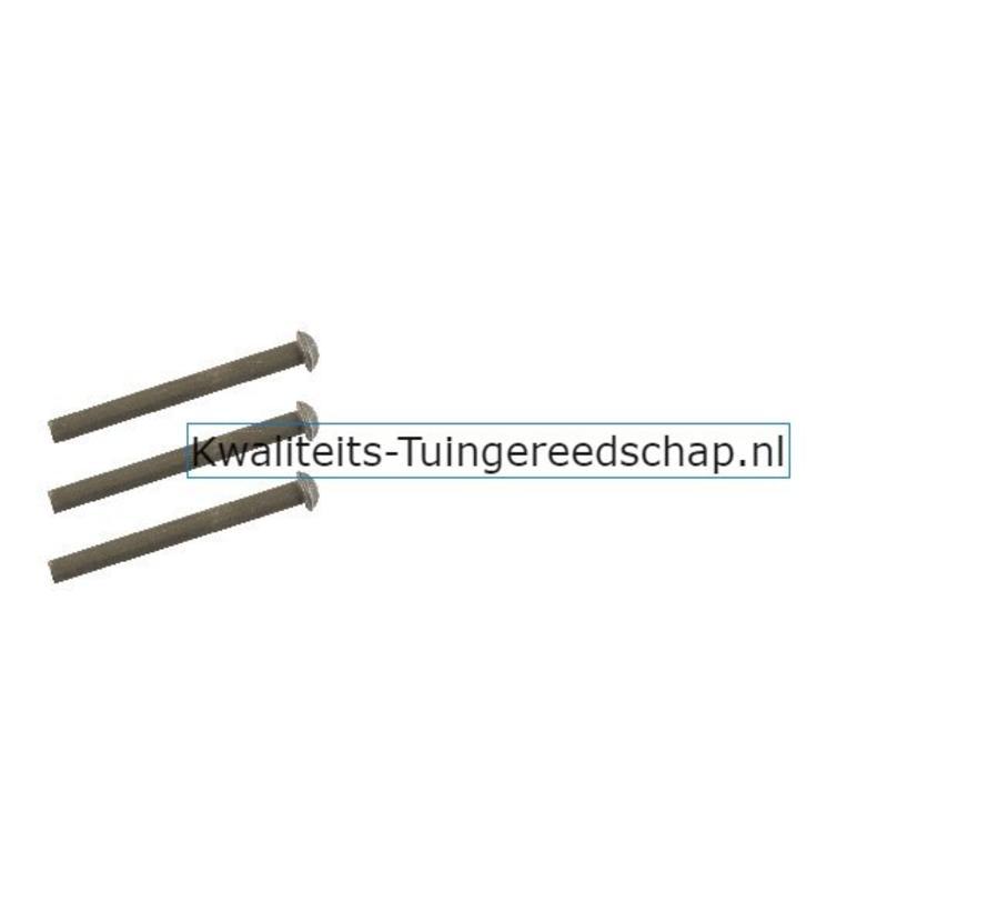 Klinknagels voor Spade 5 x 50 mm (3 Stuks)