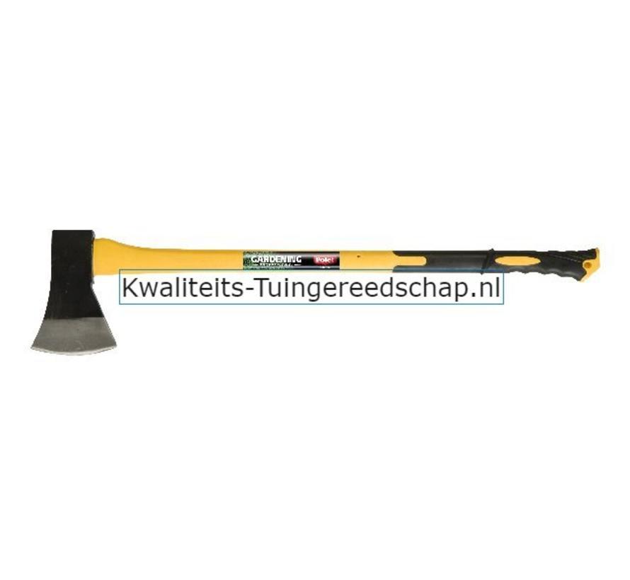 BIJL 1800 GRAM MET STEEL 900mm NUPLA - FIBER 5001