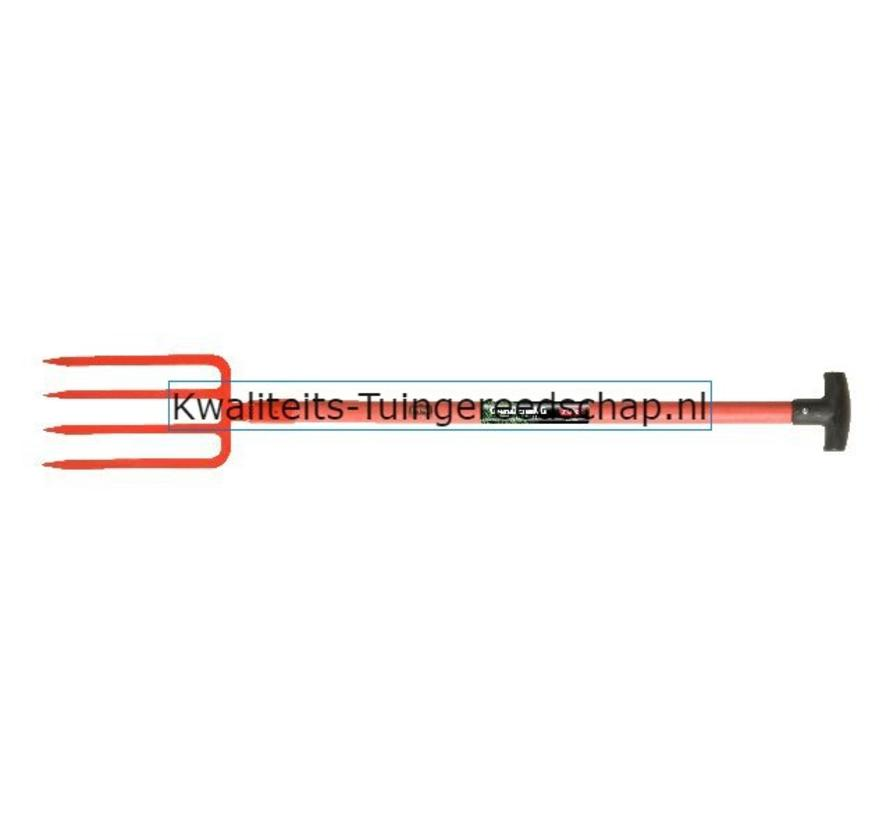 Spitvork 4 Tands 300 x 180 mm T-Steel Fiber 3001