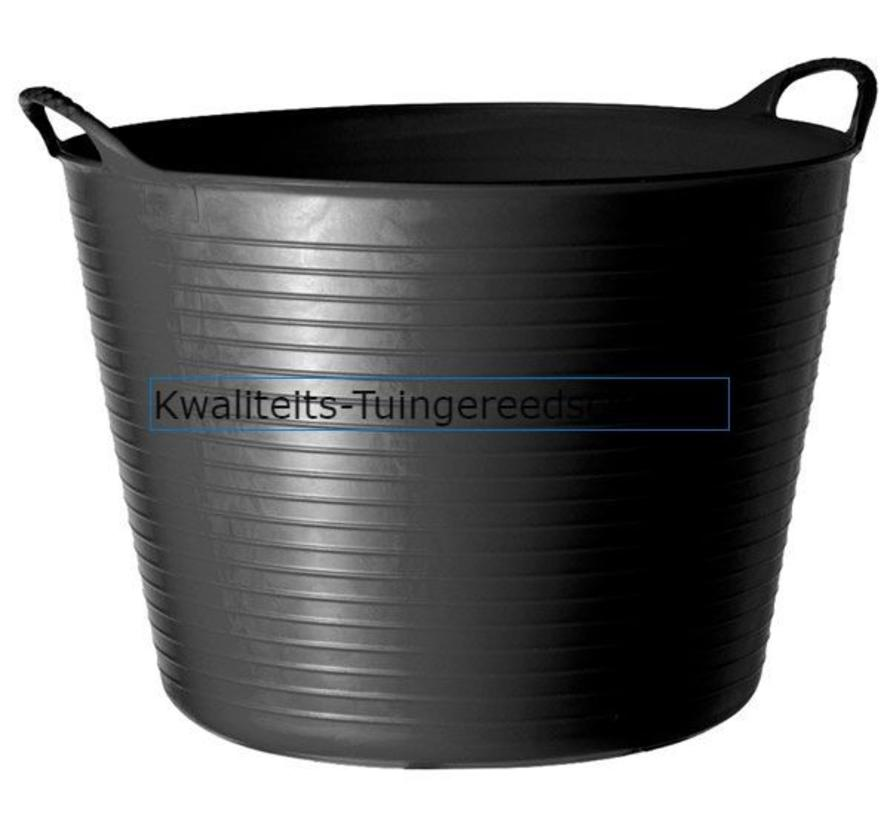 Tubtrug L 42L H33-D45 (Recycled Black)