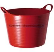 Red Gorilla Tub-Trugs Tubtrug L 42L H33-D45 (Rood)