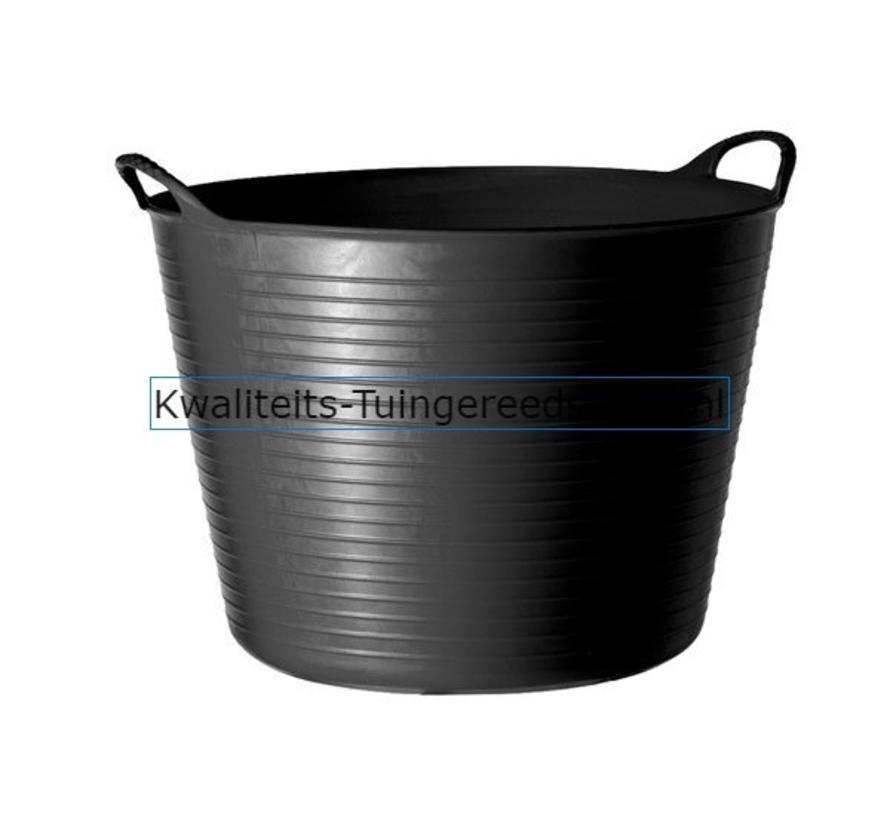 Tubtrug M 26L H30-D39 (Recycled Black)