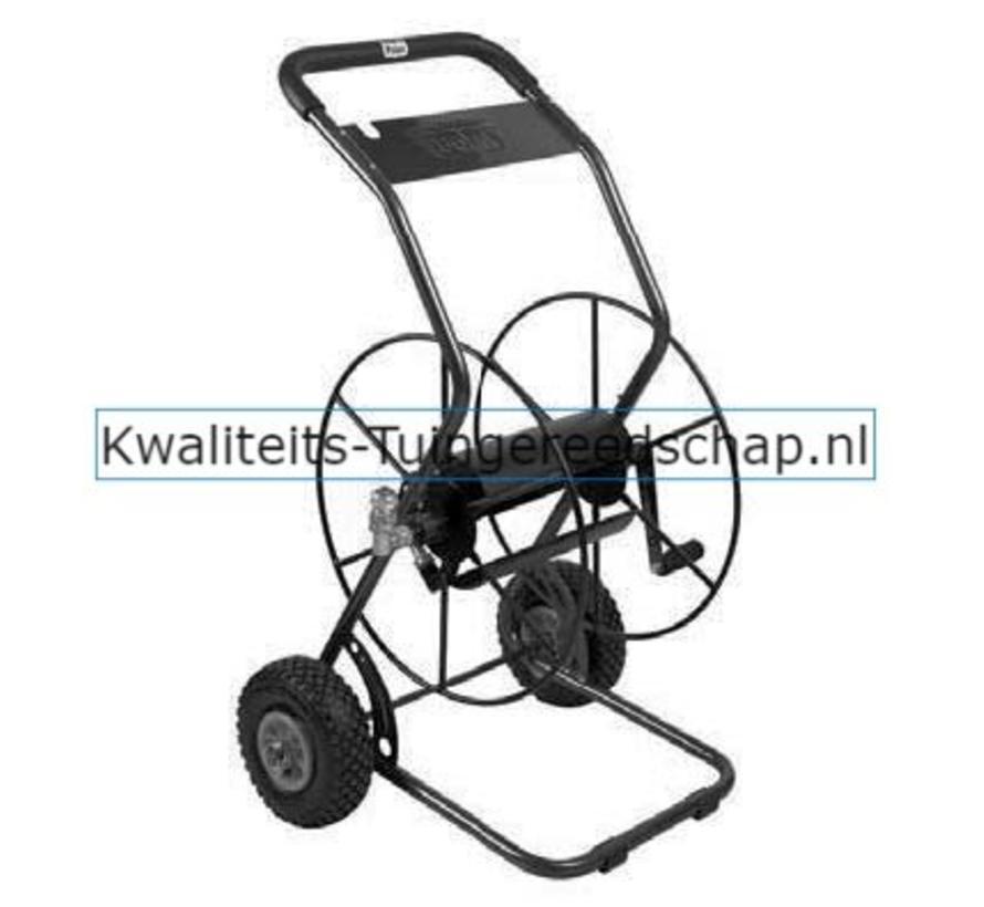 """Professionele Slangenwagen 2 nmlbanden Capaciteit 3/4""""-85 m"""