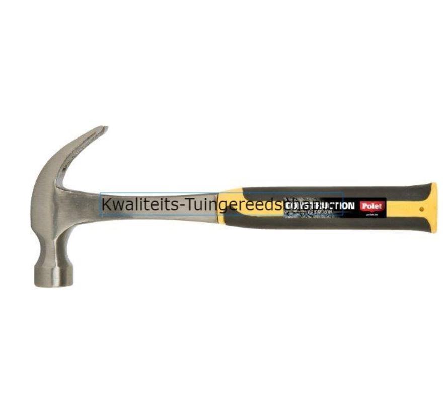 Klauwhamer Stalen Steel Anti Slip Handvat 460 Gram