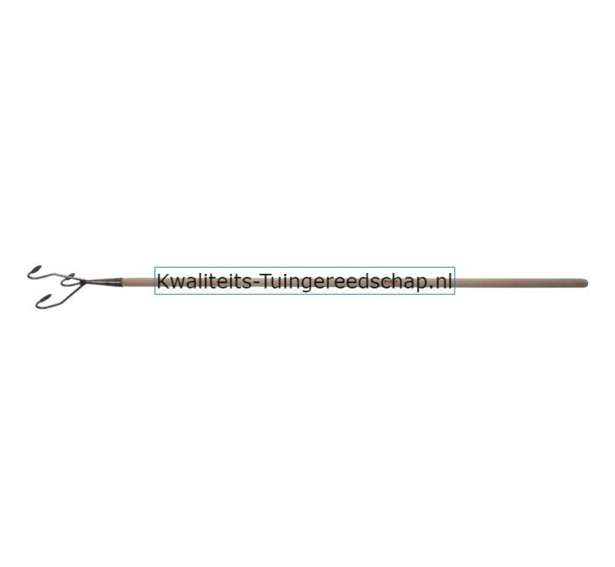 HANDGESMEDE TRADITIONAL CULTIVATOR 3 TANDS VAST MET STEEL