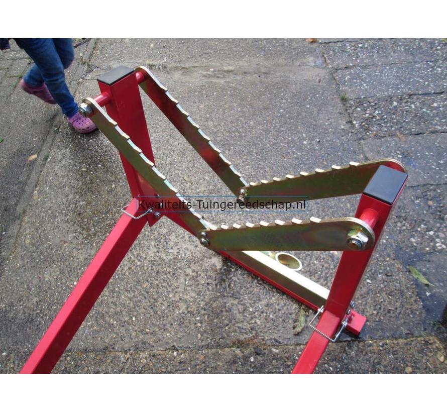 Zaagbok Metaal Capaciteit 36 cm Diameter