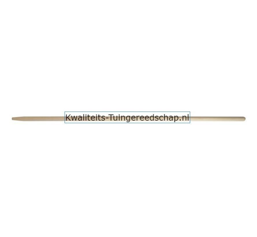 Raaksteel/harksteel/schoffelsteel 1500/28 Gepunt