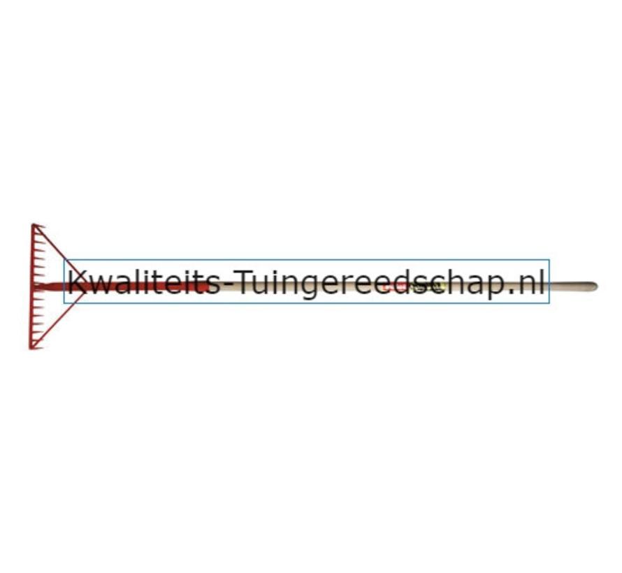 Asfalthark Smeedstaal 410 mm/16 Tanden met Steel