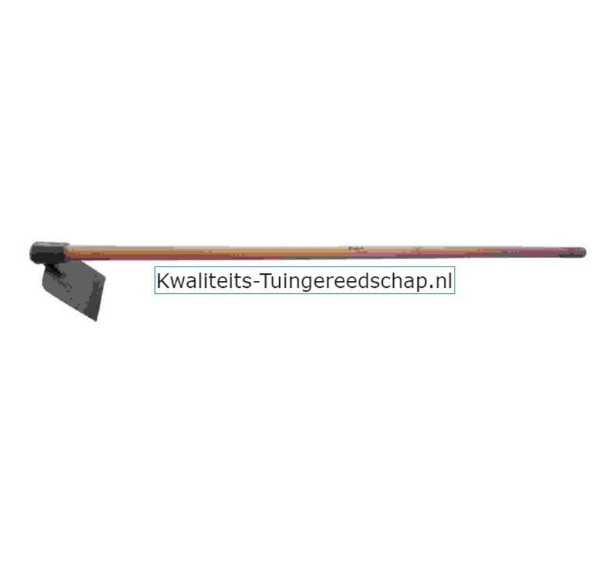 Handgesmede Houweel/Landhak Groot 180 x 210 x 2,5 mm met Steel