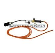 Polet Brander 60mm/700mm ontsteking + 5 meter slang