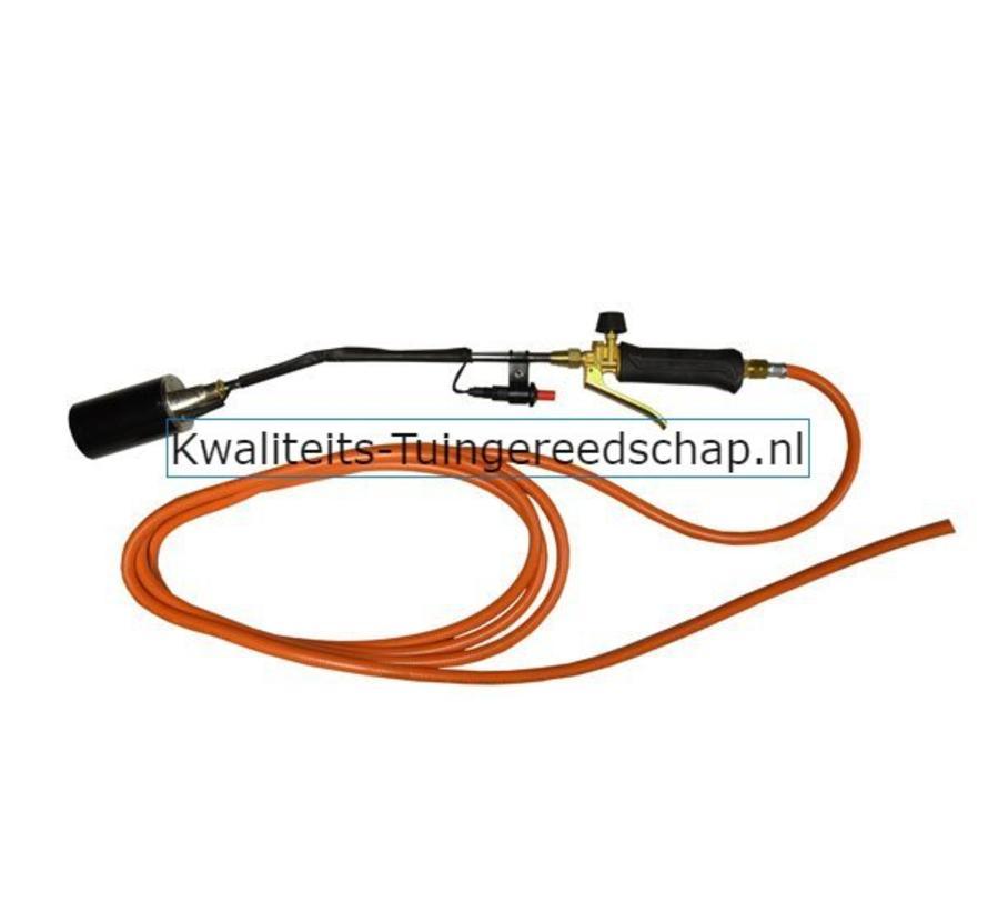 Brander 60mm/700mm ontsteking + 5 meter slang
