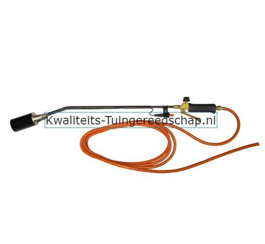Brander 60mm/1000mm ontsteking + 5 meter slang