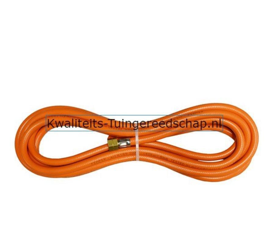 10 meter slang voor onkruidbrander