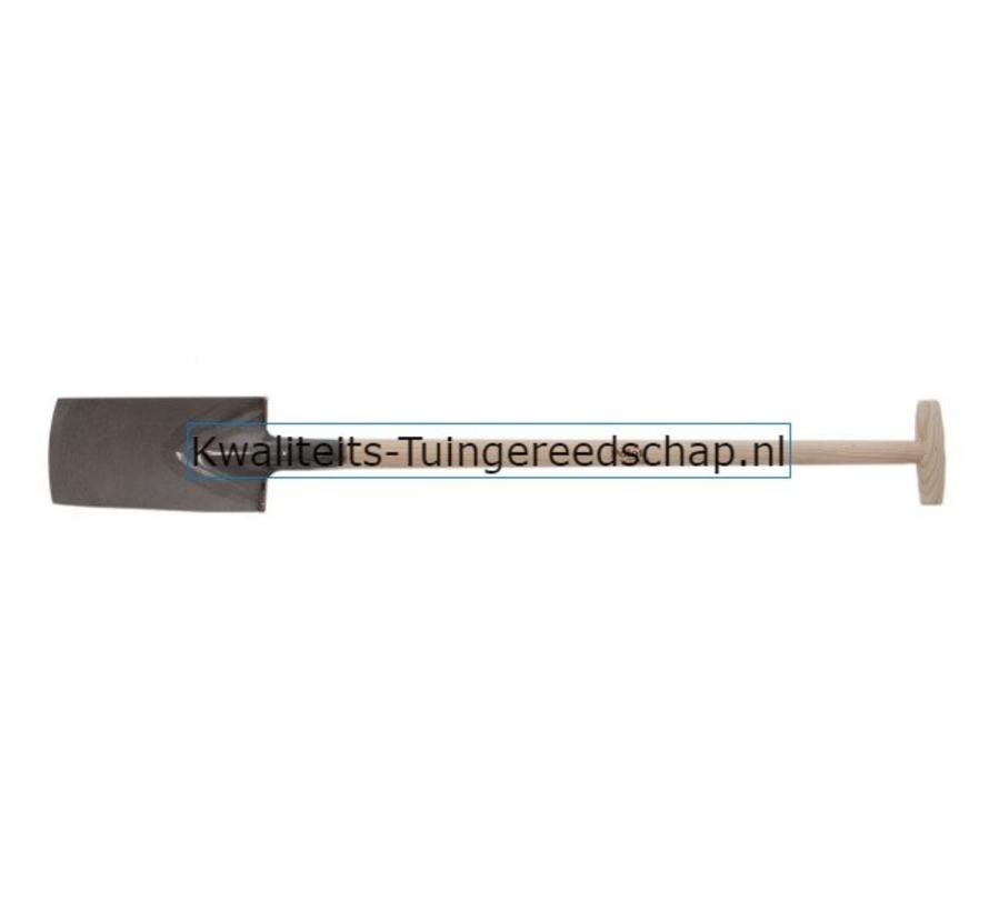 Handgesmede Hoveniersspade 285/140 T-Steel