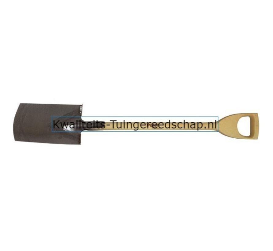 Handgesmede Traditional Hoveniersspade  285/180 D-Steel