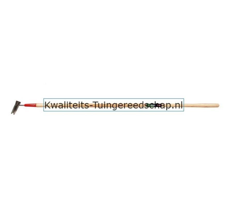 U-Schoffelhak 100mm met steel 1,5m