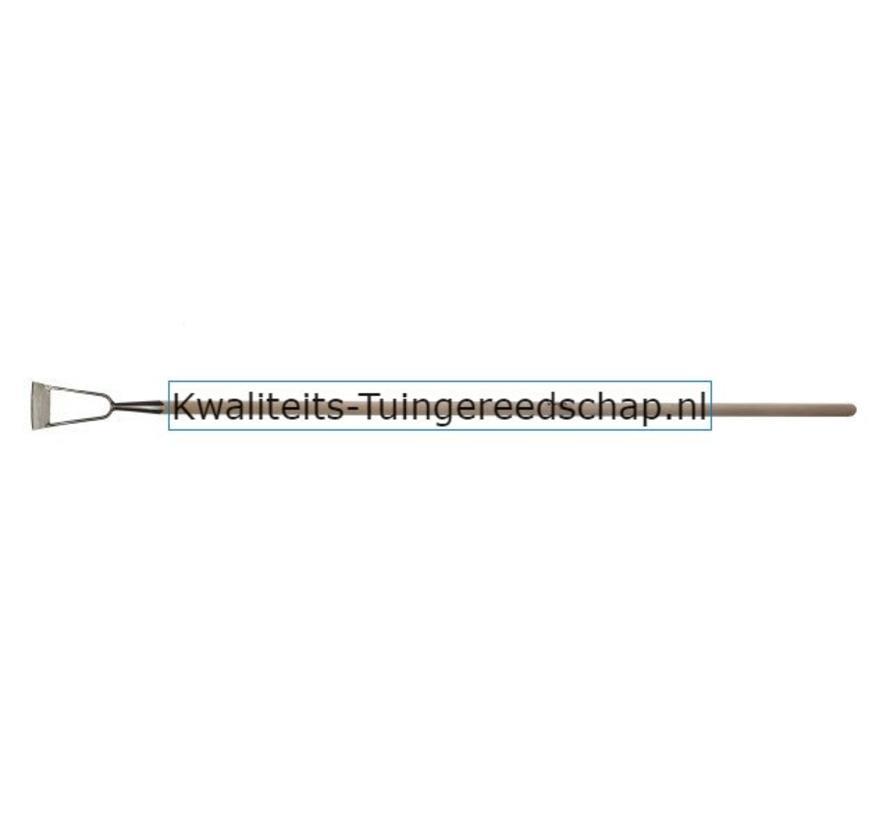 HANDGESMEDE STEEK-BEUGELHAK 16X4.5 MET STEEL
